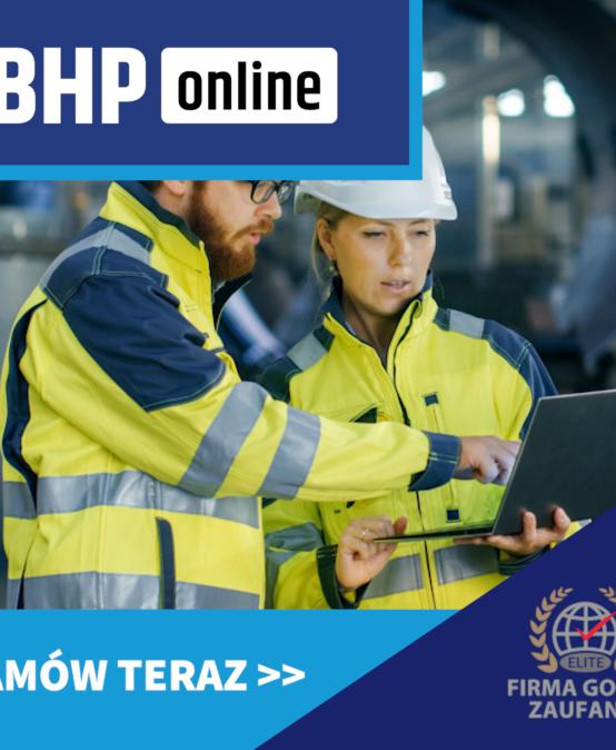 Służba BHP odnowienie uprawnień Kurs ONLINE