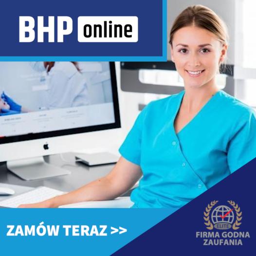 Służby zdrowa narażona na działanie pola E-M e-BHP