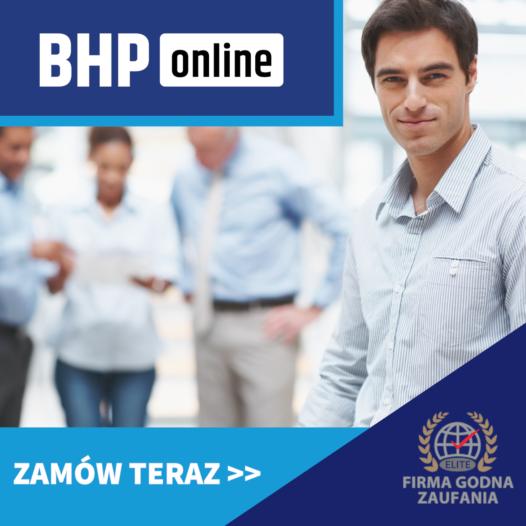 Kurs okresowy BHP dla przedstawicieli