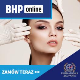 Szkolenie BHP dla kosmetyczek ONLINE