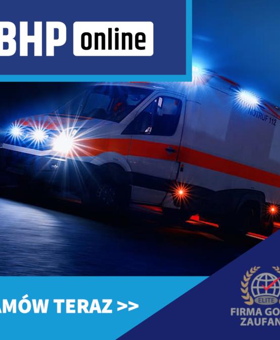 kurs online dla ratowników medycznych 1