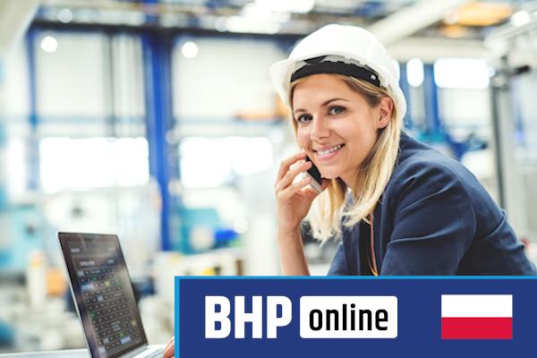 Test BHP dla pracowników inżynieryjno technicznych