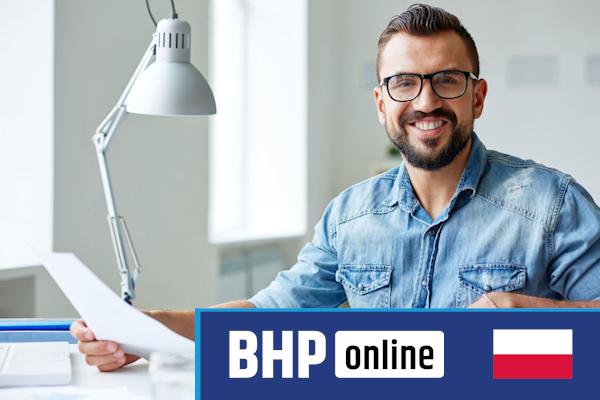 Test BHP dla Pracodawcy i kadry kierowniczej