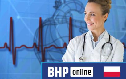Test BHP dla lekarzy pytania i odpowiedzi Testy BHP 2021/2022