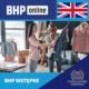 kurs wstępny bhp dla pracowników handlu , sprzedawców w języku angielskim