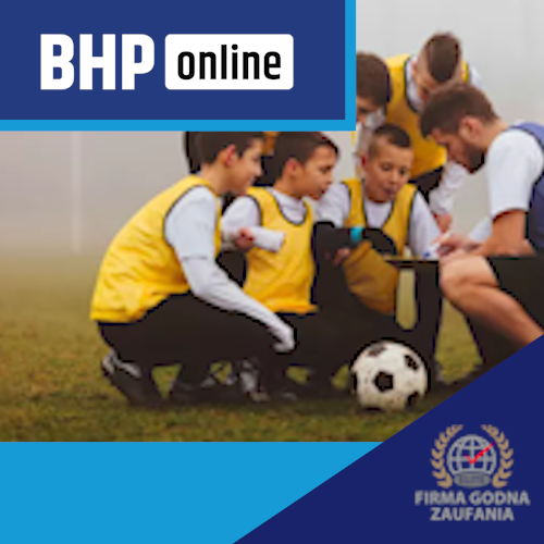 Kurs pierwszej pomocy ONLINE dla trenerów piłkarskich